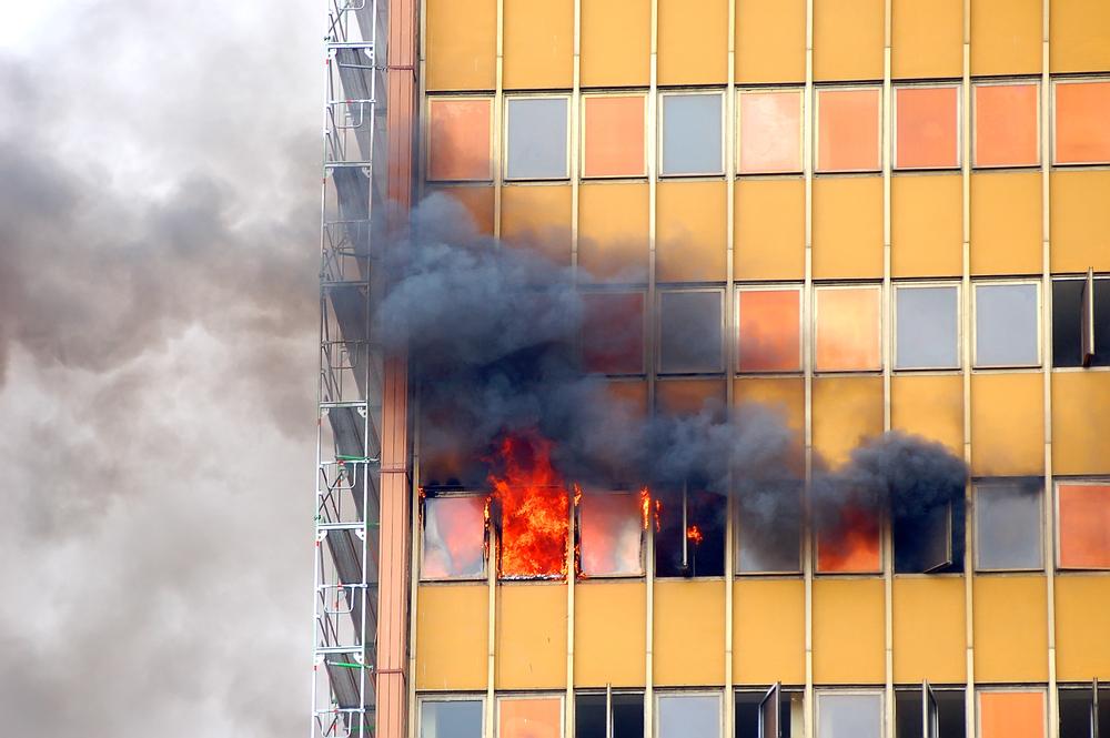 Wentylacja pożarowa